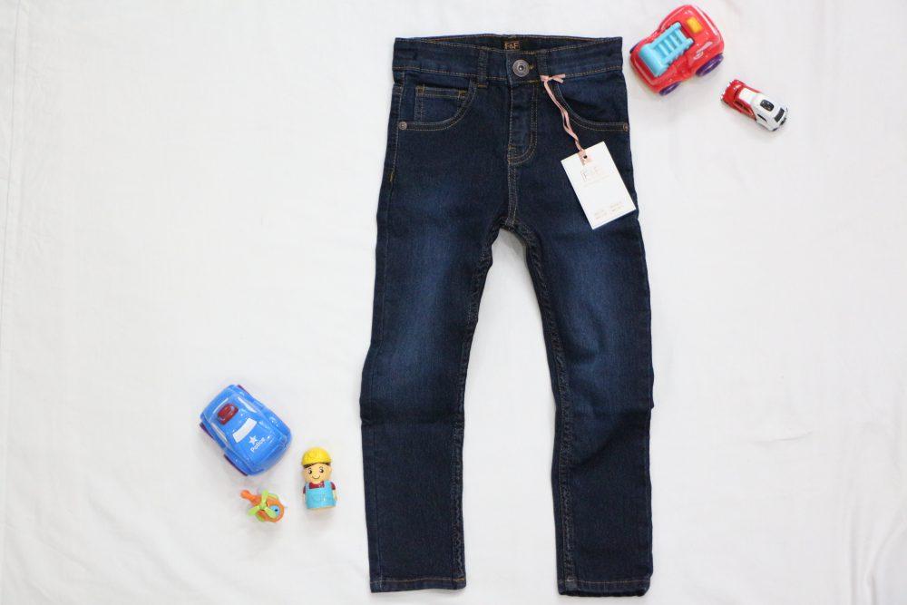 Boy's Skinny Slim Fit Denim PantsF-23-08-20-2-F