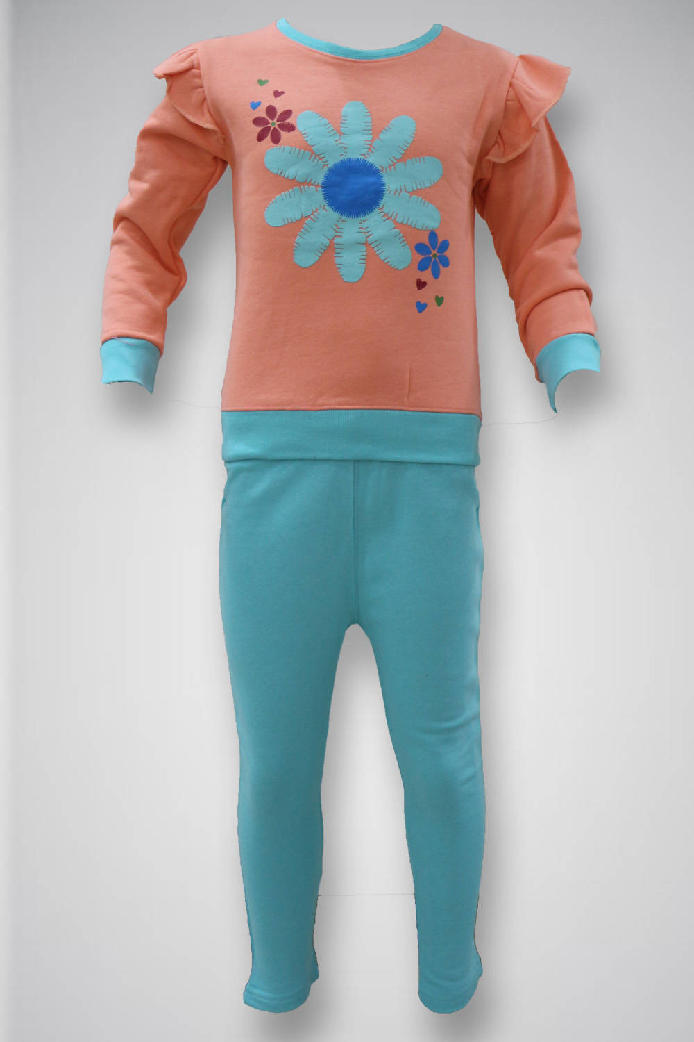 firozi track suit for Girls
