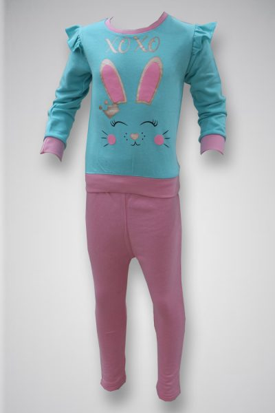 BUNNY TRACK SUIT