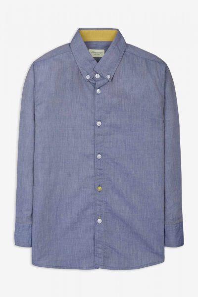 Plain Casual Shirt  1612