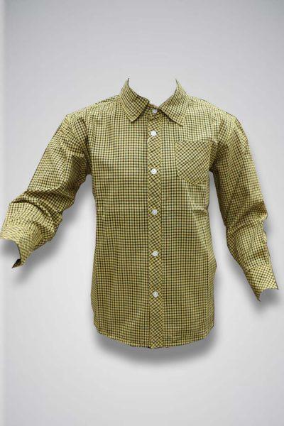 New Checkered Shirt 1612