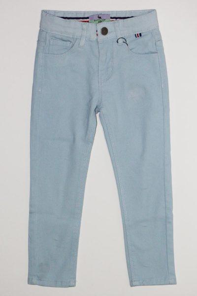 sky blue denim jeans