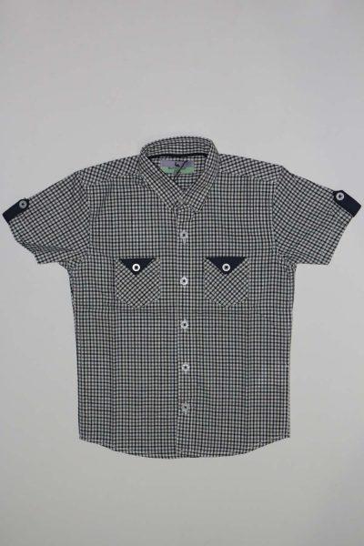 Black Checks shirt