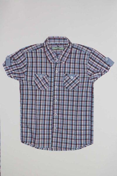 summer checkered shirt